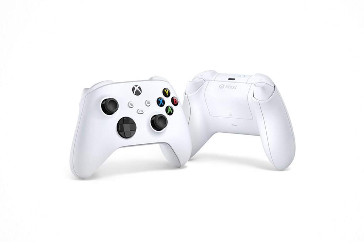 Xbox Series S mit Vertrag Controller