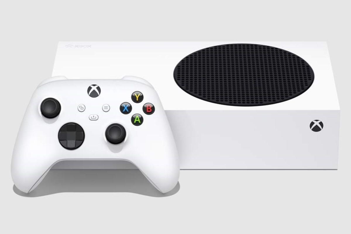 Xbox Series S mit Vertrag Design