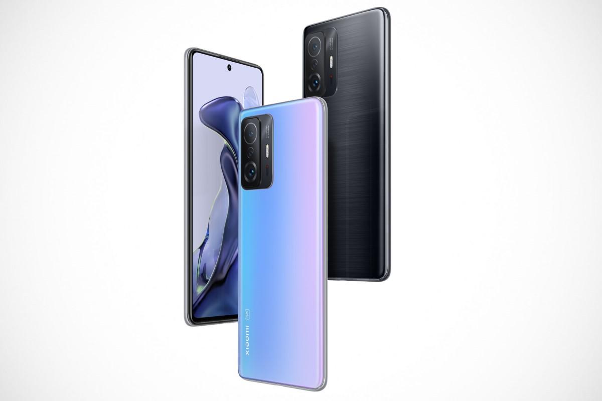 Xiaomi 11T mit Vertrag Design