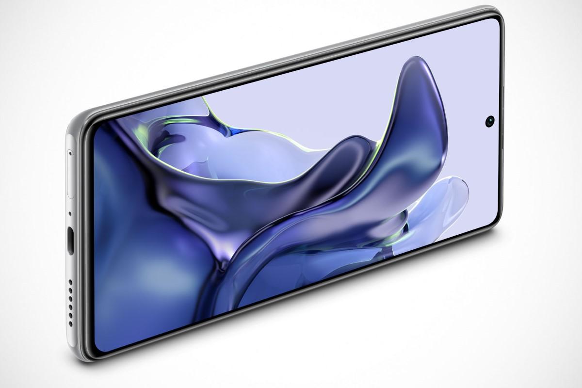 Xiaomi 11T mit Vertrag Display