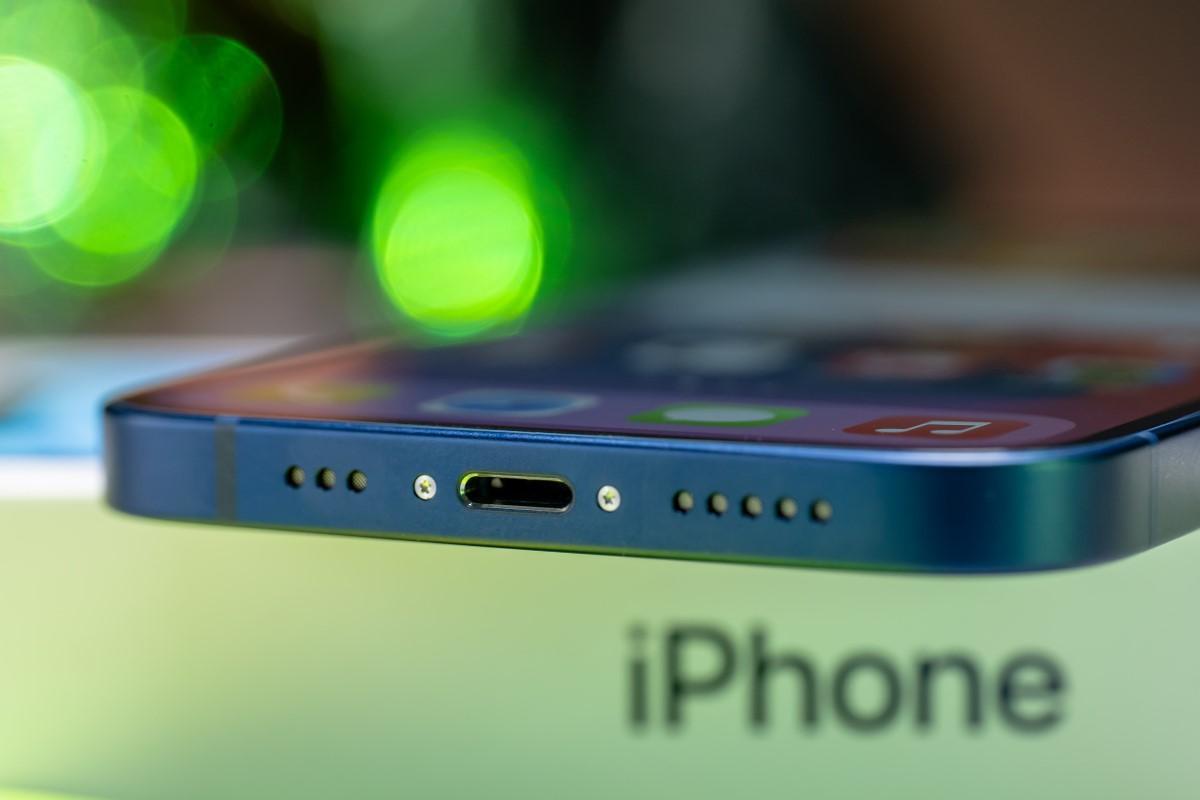 iPhone 12 mit Vertrag Lightning