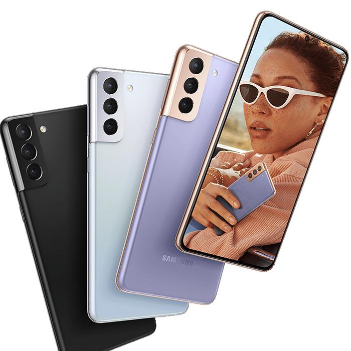 Samsung Galaxy S21 5G mit Vertrag Bild 1