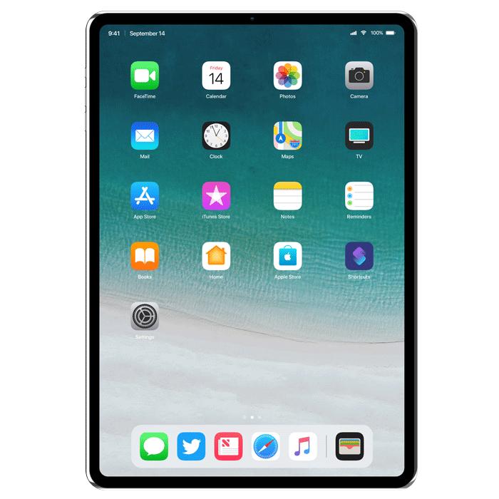 Apple iPad Pro 11 5G (3. Gen) mit Vertrag Bild 1
