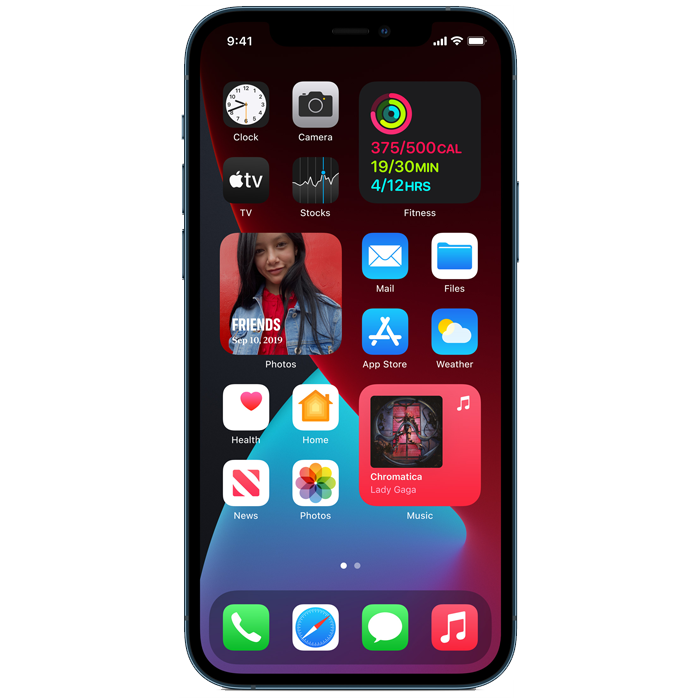 Apple iPhone 12 Pro Max mit Vertrag Bild 2