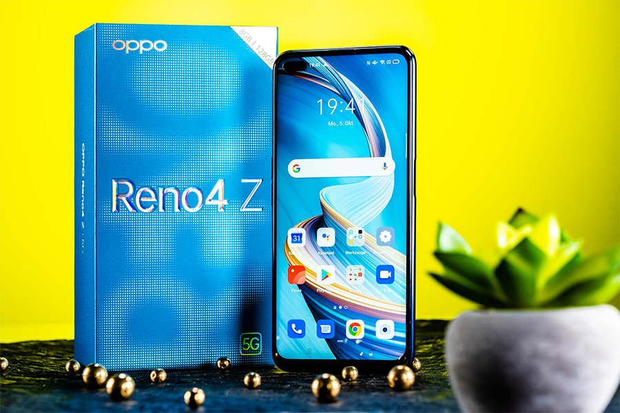 Oppo Reno4 Z 5G (Rückseite)