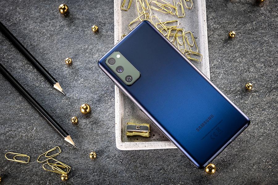 Samsung Galaxy S20 FE (back)