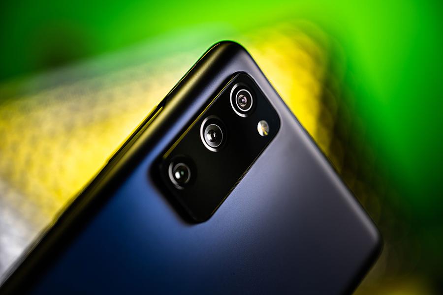 Samsung Galaxy S20 FE (camera)